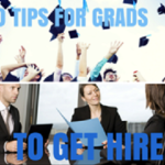 10 job tips for grads